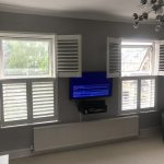 New Shutters open to let air flow