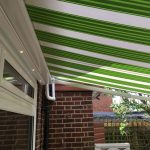 Another lovely awning from Weinor this time an Cassita II LED. Great colour choice.