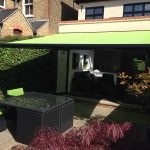 On Trend Lime green Patio Awning